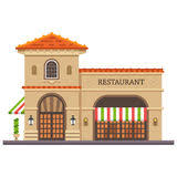 fancy restaurant building clipart. Fine Fancy Restaurant Building Italian Pizza And Pasta Food Delivery Stock  Illustration  Of House Pizza 55628846 Fancy Building Clipart N