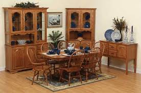 dining room table with matching hutch. dining room table with matching hutch e