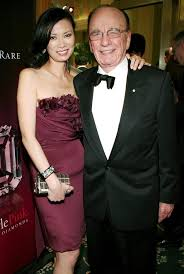 Rupert Murdoch clashes with Tony Blair over his 'relationship' with ex  Wendi Deng | UK | News | Express.co.uk