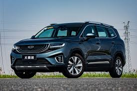Please note these data only include locally produced models, and exclude imported cars. Geely Haoyue China Auto Sales Figures