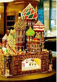 creative gingerbread houses. Contemporary Creative Callison Architecture Entered This Structure Called  To Creative Gingerbread Houses N