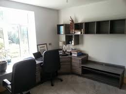 grey home office. Avola Grey Office Project Contemporary-home-office-and-library Home H
