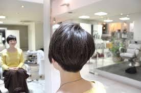 女の子の刈り上げのコツ ショートカットとくせ毛が得意なくせもの