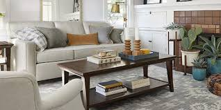 Pottery Barn Living Rooms