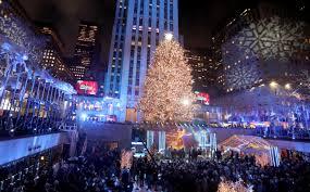 Nbc Christmas Lighting Rockefeller Center Christmas Tree Lighting Ceremony 2019 Details