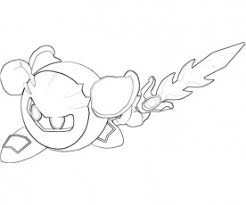 Small Picture Baby Meta Knight Coloring Pages Coloring Pages For All Ages
