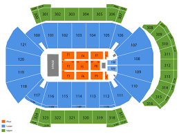 Jacksonville Veterans Memorial Arena Seating Chart And Tickets