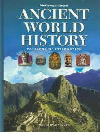 World History Patterns Of Interaction Online Textbook Inspiration ISBN 48 Ancient World History Patterns Of Interaction