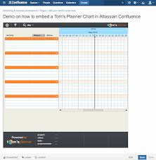 Confluence Excel Chart Confluence Gantt Chart How To Do It The Easy Way