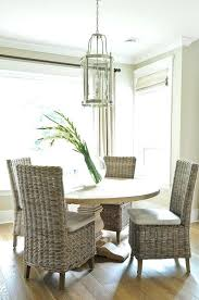 indoor wicker dining room chairs. rattan cube dining table and chairs round salvaged wood with wicker transitional indoor room e