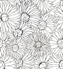tumblr background black and white pattern. Black And White Flowers Tumblr Background In Pattern