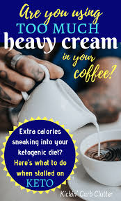 In addition to organic butter and mcts, add other items like a sprinkle of cinnamon, cocoa, heavy cream, and collagen. Are You Using Too Much Heavy Cream In Your Coffee