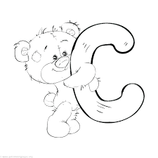 Letter Y Coloring Pages My Letter Y Coloring Page Letter Coloring
