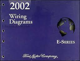 2002 ford econoline wiring diagram manual e150 e250 e350 e450 550 1999 ford e150 van wiring diagram at Ford Econoline Van Wiring Diagram