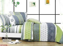 dexter duvet doona quilt cover set queen king super size bed for duvets prepare 16