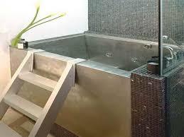Japanese Soaking Tubs  Japanese Baths  Outdoor Soaking Tub Square Japanese Soaking Tub