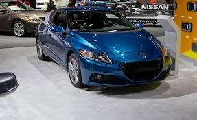 2013 Honda CR-Z Hybrid Photos and Info | News | Car and Driver