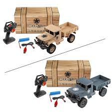 1:12 <b>Electric Remote Control Four</b> Wheel Drive Truck Simulation ...
