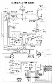 chrysler outboard wiring diagrams mastertech marine force 120 hp thru 1991a models engine wiring