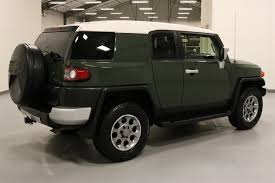 Certified Pre-Owned 2013 Toyota FJ Cruiser For Sale in Amarillo ...