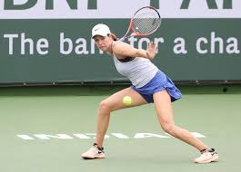 Check spelling or type a new query. American Danielle Collins Joins Upset Parade Shocks Madison Keys Bnp Paribas Open