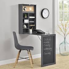 Encasa Wandtisch Schreibtisch Tisch Regal Wand Klapptisch Aus