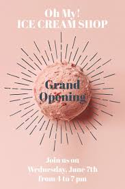Free Grand Opening Flyer Template Make Your Own Grand Opening Flyer For Free Adobe Spark