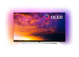 4K UHD OLED Android TV 55OLED854/12