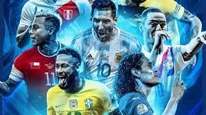 جدول ربع نهائي كوبا أمريكا 2021: بيرو Vs باراجواي والبرازيل Vs تشيلي
