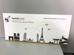 Envelope Printing Malaysia Standard