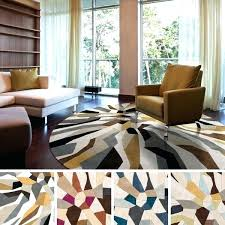 round rugs hand tufted contemporary abstract area rug 8x10 sisal 5 gallery the incredible as