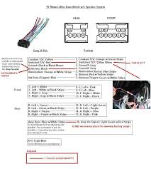 how to bose nissan altima car stereo radio  car stereo wiring diagram hyundai