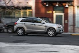 2015 Mitsubishi Outlander Sport Overview   The News Wheel