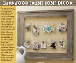 barnwood frame home decor pictures photos and images for