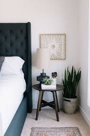 Image Grey Brit Co 24 Ways To Style Your Bedside Table Brit Co