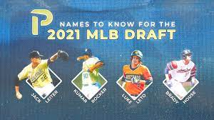 Names to Know for the 2021 MLB Draft ...