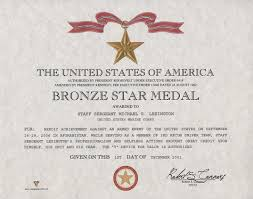 Name A Star Certificate Template Inspiration Navy And Marine Corps Achievement Medal Certificate Template