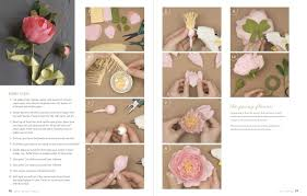 Making Flower Using Crepe Paper Crepe Paper Flowers The Beginners Guide To Making And Arranging