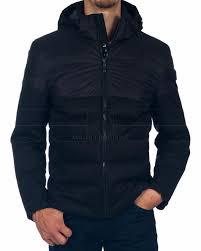 Hugo Boss Shirt Size Chart Uk Hugo Boss Down Jacket J Amado Black