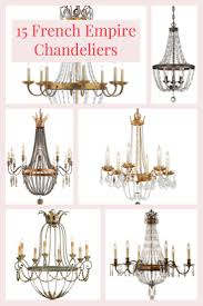 paris chandelier comes in two sizes small here and large here empire chandelier french empire chandelier
