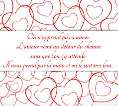 Carte De St Valentin Montage Photo Carte De Saint Valentin Message Damour Pixiz