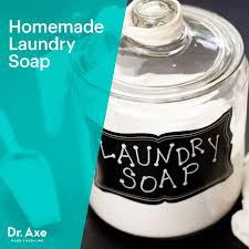 homemade laundry soap dr axe