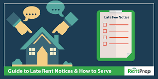 Late Rent Notice Vs 3 Day Notice To Pay Or Quit 5 Free Forms