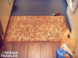 Penny Kitchen Floor Design Trawler The Penny Floor That Started A Craze