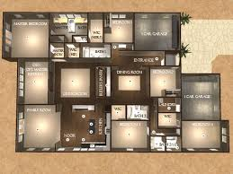Floor Plans For 5 Bedroom Homes Painting Simple Decoration