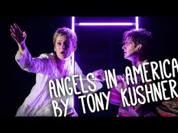 the plays of tony kushner angels in america as epic theatre the plays of tony kushner angels in america as epic theatre video essay