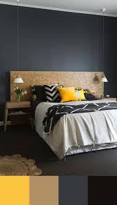 Tendance Couleur Chambre à Coucher Unique Deco Kopfteil Bett