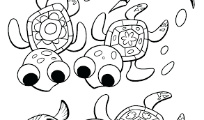 Finding Nemo Coloring Page Finding Coloring Pages Amazing Image