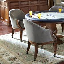 dining chairs on wheels. Discount Caster Dining Room Chairs Replacement Wheels For Ideal Chair With Casters King On H