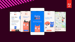 Design To Win Prototype Your City App Using Adobe Xd For A Chance To Win A
